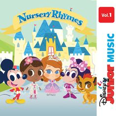 "Twinkle, twinkle little star!  Keep your babies smiling with #Disney Junior Nursery Rhymes featuring ""Five Little Monkeys"", ""Bingo"" and ""Itsy Bitsy Spider."" Stream it here: http://disneymusic.co/DJNurseryRhymes"