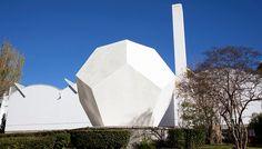 """""""Silo de Carbón"""". Centro Tecnológico de Eduardo Torroja(1951). Madrid /Matemolivares"""