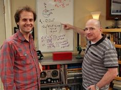 This Is the Physicist Who Makes Sure That the Science on The Big Bang Theory is Accurate