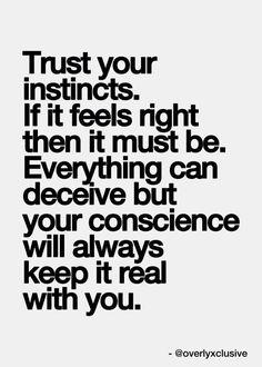 Instincts