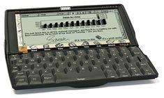 Psion Series5 pda