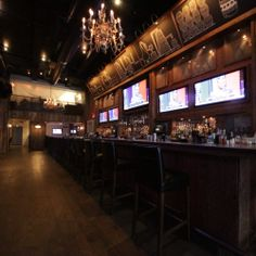 American Whiskey – THE place to go for whiskey in Midtown. Period.