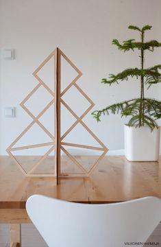 DIY christmas tree #christmas