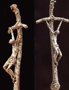 It was just a matter of time... Pope Francis Brings Back Bent Cross Crozier. Dishonors Christ.