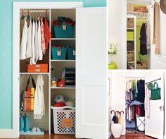 Coat Closet Ideas