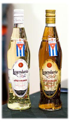 Boutique RumFest 2012 - Legendario Añejo Blanco and Ron Dorado