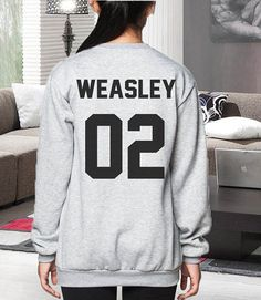 Ron Weasley Harry Potter Sweater Movie Deathly Hallows by PrimaXp