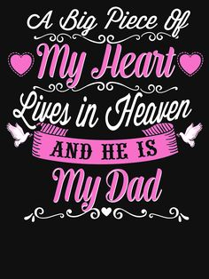 ntapremiumtee: products on Zazzle Rip Dad Quotes, Dad In Heaven Quotes, Miss You Dad Quotes, Missing Dad In Heaven, Daddy In Heaven, Miss My Daddy, I Love My Dad, Daddys Girl Quotes, Happy Birthday In Heaven