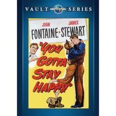 You Gotta Stay Happy  Jimmy Stewart, Joan Fontaine