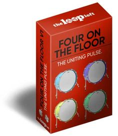 """Four On The Floor Vol.1 WAV FANTASTiC 