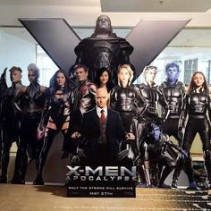 stand #Xmen Apocalypse