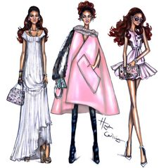 Rihanna #PFW looks by Hayden Williams #DiorGalore| Be Inspirational ❥|Mz. Manerz: Being well dressed is a beautiful form of confidence, happiness & politeness