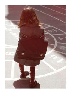Sur le chemin de l'école © Doolittle Magazine