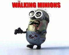 Walking Minions