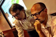 Con Ricard Castellet en el #bemarketingday de EADA el 2/10/14