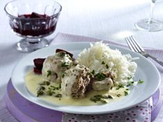 Königsberger Klopse mit Reis Rezept