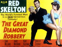 The Great Diamond Robbery(1953) 5/10 - 5/3/14