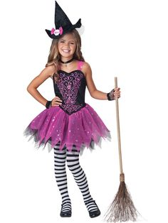 Charmed Witch Costume Dress Child