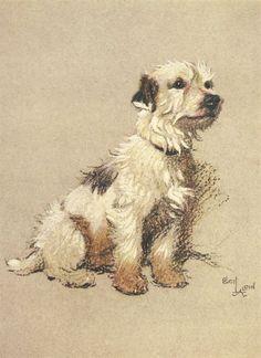Cecil Aldin | CECIL ALDIN A Dozen Dogs or So Illustration by TraderVintageMedia, $7 ...