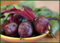 recipes for a beet smoothie          1 medium red beet          1 large carrot          1 green apple (sour)          6 stalks celery          1 large cucumber          1 lemon, juiced by hand          1-3 tsp. olive oil blended in at the last minute (helps flush the liver)    Scrub and chop all of your vegetables (leave the peels on for max nutrition!)            Juice according to your juicers instructions, OR...          Place the chopped veggies in a blender container