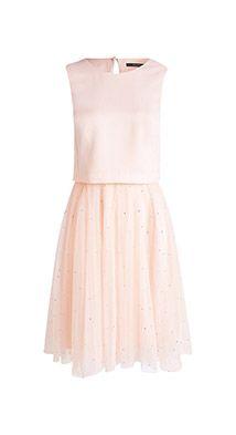 Esprit robe rose pale