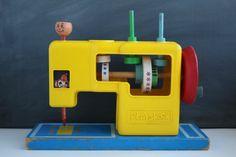 Vintage Playskool Sewing Machine