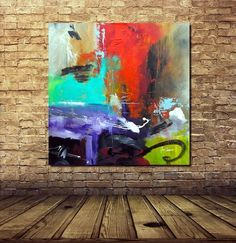 Examples and Tips about Abstract Painting (5)