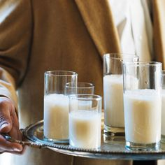 Timmy's Brandy Milk Punch -- Liquor.com
