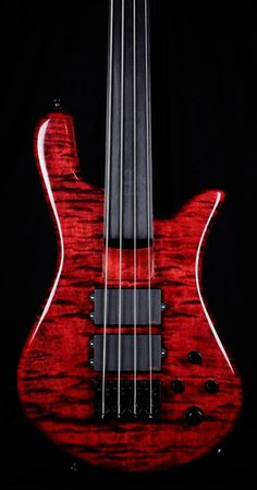 Please, soneone out there, buy me this bass!!! Please!!!! Spector bass