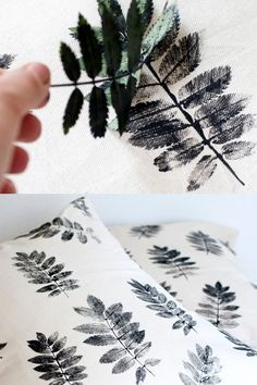 Diy And Crafts, Crafts For Kids, Arts And Crafts, Paper Crafts, Fabric Crafts, Fabric Stamping, Ideias Diy, Fabric Painting, Diy Art