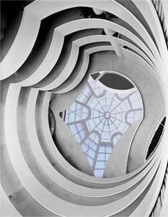 One of my favorite places to visit in NYC: Guggenheim.