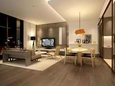 L2ds – Lumsden Leung design studio  –  Service Apartment Interior Design – Nanjing