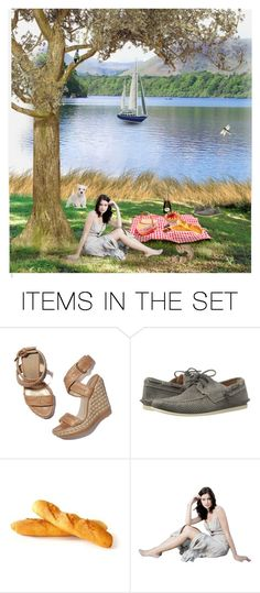 """""""Picnic"""" by molly2222 ❤ liked on Polyvore featuring art"""