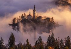 Landscape Photography Magazine reader Ales Krivec takes us behind the scene photographing Lake Bled in Slovenia.