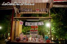 LaCasaDELaNovia.es, bodas, decoración bodas, candy bar, mesa de chuches, #candybar, #decoraciónbodas #weddingdecoration #wedding #LaCasaDeLaNovia.es