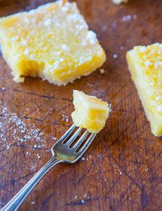 The Best Lemon Bars @Averie Sunshine {Averie Cooks}