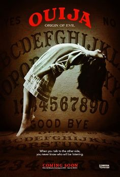 When does Ouija: Origin of Evil come out on DVD and Blu-ray? DVD and Blu-ray release date set for January Also Ouija: Origin of Evil Redbox, Netflix, and iTunes release dates. A mom and her two girls run a fraudulent seance business. Elizabeth Reaser, Streaming Hd, Streaming Movies, Paranormal, Ouija Origin Of Evil, Peliculas Audio Latino Online, Image Film, Hd Movies Online, English Movies