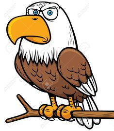 Eagle coloring page & Eagle online coloring game for kids Bat Vector, Eagle Vector, Fish Vector, Vector Free, Rock Painting Ideas Easy, Painting For Kids, Eagle Cartoon, Cartoon Art, Eagle Painting
