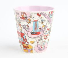 Hello kitty cup