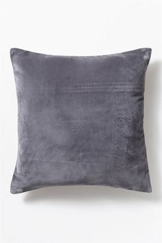 Made from 100 percent cotton velvet & chambray, this square cushion is a luxurious addition to any sofa or bed. Featuring a reversible design and Mark Tuckey + Cotton On printed badge detail; the MT Velvet Chambray Cushion comes complete with cushion fill. Composition: 100% Cotton. Dimensions: 50cm x 50cm.