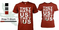 In celebration of the launch of the new BleedingScarlet.com Buckeye fan site, they're giving away 100 free Buckeyes t-shirts.  Get yours FREE while supplies last!