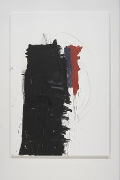 MoMA | The Forever Now: Contemporary Painting in an Atemporal World  Richard Aldrich. Angie Adams/Franz Kline. 2010–11