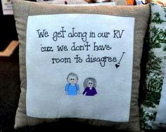 Rv disagree