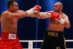 Tyson Fury vs. Wladimir Klitschko & Manchester Stay