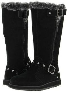 Damenschuhe Nett Ladies-skechers-winter Boots-freezing Temps Attraktive Designs;