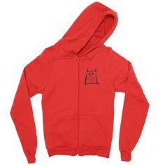 Nah-Ville Logo Zip hoodie