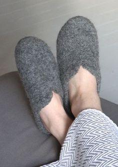 Knitting Patterns, Slippers, Crochet, Shoes, Felting, Tutorials, Diy, Ideas, Fashion