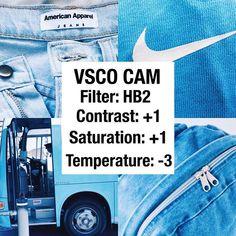 เทคนิคแต่งภาพแบบชิคๆ กับ VSCOCAM   Look Book   Street Fashion in Thailand
