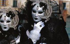 Máscaras de Venecia, inspiración Gran Baile del #carnaval de #laspalmas de #grancanaria