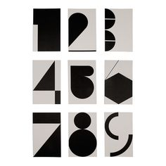 #Geometric #Numbers Shiro To Kuro